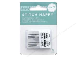 We R Memory Keepers Stitch Happy Machine Needles 6 pc.