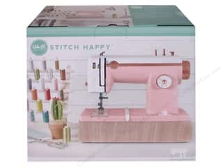 sewing machine: We R Memory Keepers Stitch Happy Sewing Machine - Pink
