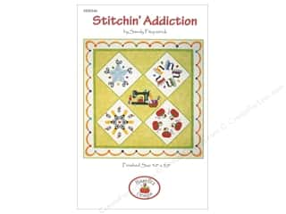 books & patterns: Hissyfitz Designs Stitchin' Addiction Pattern