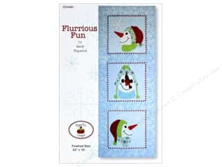 books & patterns: Hissyfitz Designs Flurrious Fun Pattern