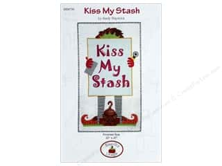 Clearance: Hissyfitz Designs Kiss My Stash Pattern