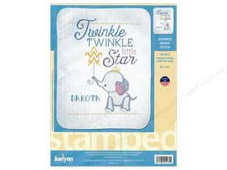 "yarn & needlework: Janlynn Cross Stitch Kit 34""x 43"" Twinkle Twinkle Little Star Quilt"