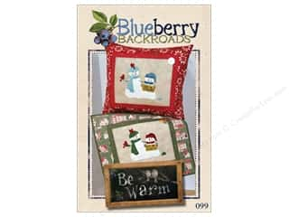 Blueberry Backroads Be Warm Pattern
