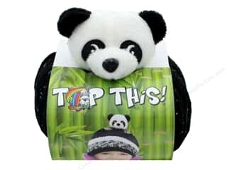 acrylic knitting needle: DMC Yarn Kit Top This Panda