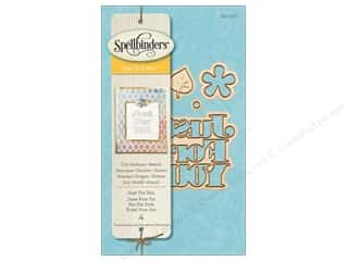dies: Spellbinders Die D Lites Just For You