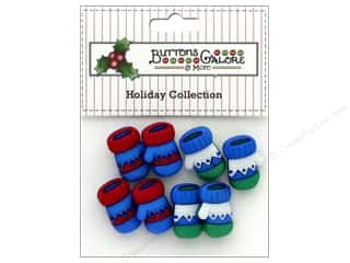sewing & quilting: Buttons Galore Theme Button Holiday Winter Warm