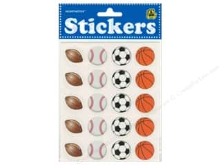 scrapbooking & paper crafts: Heartnotes Sticker Sports Balls