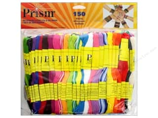 Prism Floss Pack Assorted 150pc