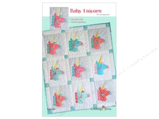 books & patterns: Cabbage Rose Baby Unicorn Pattern