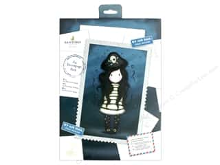 Docrafts Santoro Gorjuss Decoupage Pack A4 Piracy