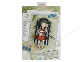 scrapbooking & paper crafts: Docrafts Santoro Gorjuss Ultimate A4 Die Cut & Paper Pack