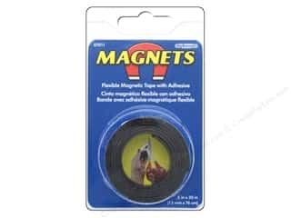 Magnets: The Magnet Source Flexible Magnetic Tape 1/2 x 30 in.