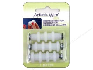 craft & hobbies: Artistic Wire Wire Straightener Tool