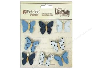 Petaloo Darjeeling Mini Butterfly Teastain Blue