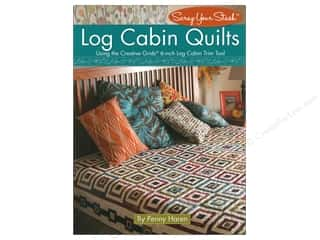 books & patterns: Log Cabin Quilts Book