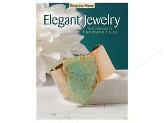 beading & jewelry making supplies: Easy-to-Make Elegant Jewelry Book