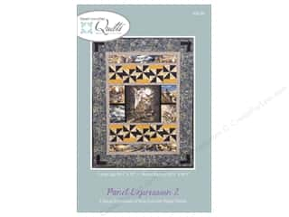 Bean Counter Quilts Panel Expression 2 Pattern