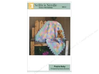 Nellie's Needle Prairie Baby Pattern