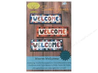 books & patterns: Sweet Jane's Designs Warm Welcome Pattern