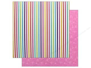 "scrapbooking & paper crafts: Photo Play Collection CAKE Rainbow Sprinkles Paper 12""x 12"" Make Some Noise (25 pieces)"