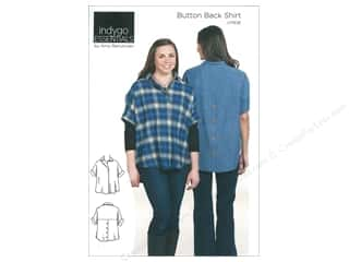 Clearance: Indygo Junction Essentials Button Back Shirt Pattern