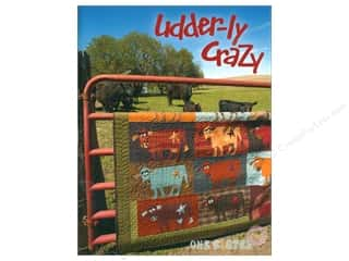 books & patterns: One Sister Designs Udder-ly Crazy Book