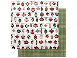 "Photo Play Collection Mad 4 Plaid Christmas Paper 12""x 12"" Trim The Tree (25 pieces)"