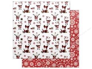 "Photo Play Collection Mad 4 Plaid Christmas Paper 12""x 12"" St Nick (25 pieces)"