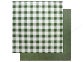 "Photo Play Collection Mad 4 Plaid Christmas Paper 12""x 12"" Solids Plus Green (25 pieces)"