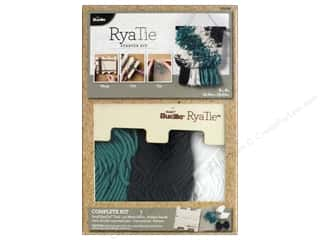 craft & hobbies: Bucilla RyaTie Starter Kit