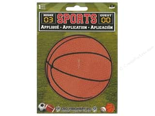 C&D Visionary Applique Large Basketball