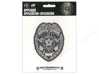 sewing & quilting: C&D Visionary Applique Policeman