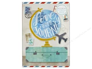 Molly & Rex Journal Soft Cover Love The Journey
