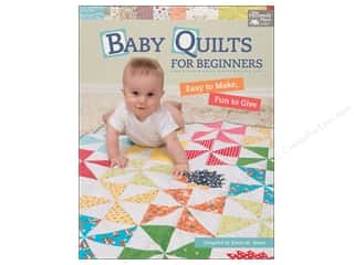 Baby Quilts for Beginners Book