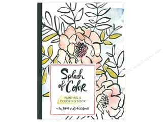 Clearance: Splash of Color Coloring Book