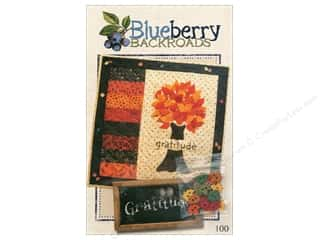 Blueberry Backroads Gratitude Pattern