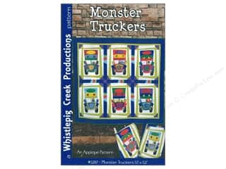 Whistlepig Creek Monster Truckers Pattern