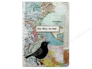 Molly & Rex Journal Soft Cover Traveling Bird