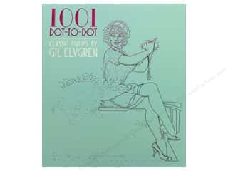 books & patterns: Classic Pinups 1001 Dot to Dot Book