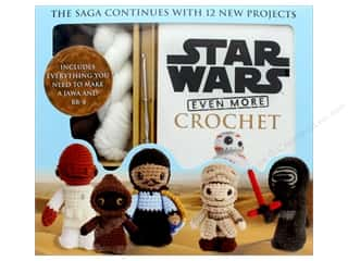 Disney Star Wars More Crochet Kit