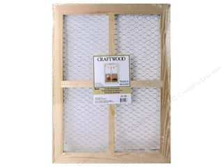 craft & hobbies: Darice 4-Panel Chicken Wire Window Panel 16 x 20 in.