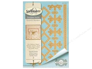 die cutting machines: Spellbinders Die Card Creator Graceful Eyelets