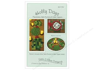 books & patterns: Susie C Shore Holly Days Pattern