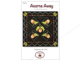 Hissyfitz Designs Acorns Away Pattern