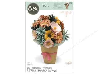 Sizzix Katelyn Lizardi Bigz L Die Bundle Of Flowers