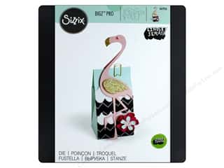 die cutting machines: Sizzix Dies Lindsey Serate Bigz Pro Flamingo