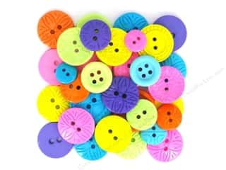 craft & hobbies: Jesse James Embellishments Button Zippity Do-Dah