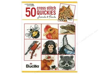 Cross Stitch Quickies Animals Book