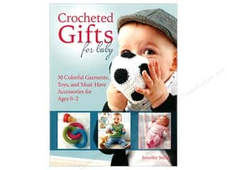 yarn: Crocheted Gifts for Baby Book