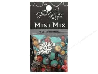 resin: Jesse James Bead Mini Mix Wild Thunderbird